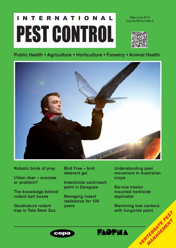 international pest control may june 2014 vol56 nr 3