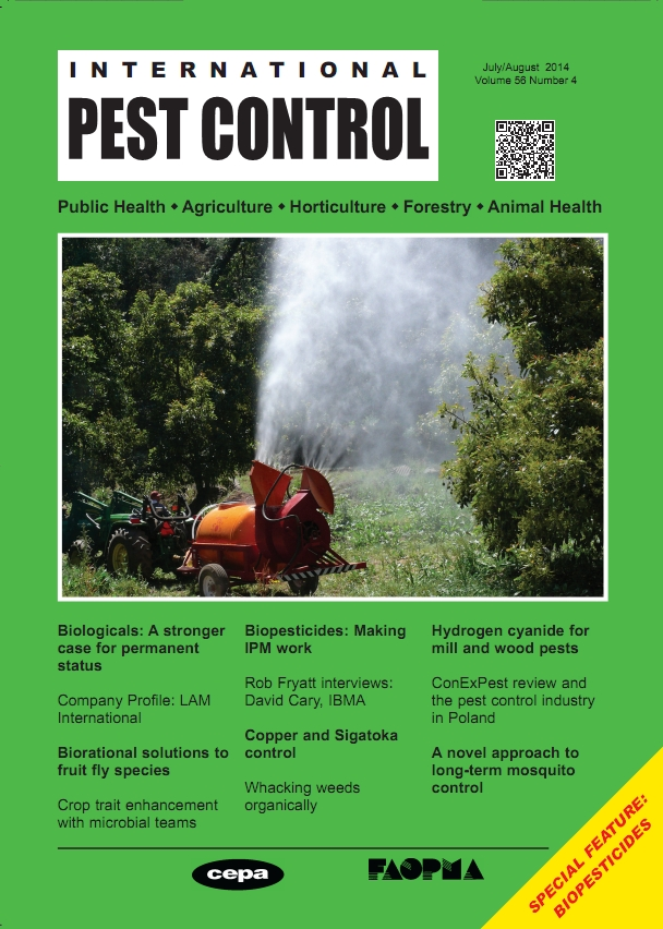 international pest control july august 2014 vol56 nr