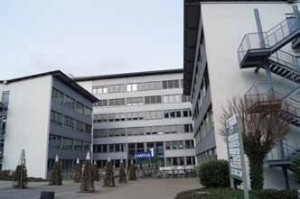 Building located in Bergisch Gladbach Germany