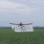 Evolution of Agricultural Aviation in Brazil