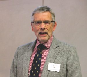 Professor Hugh Evans