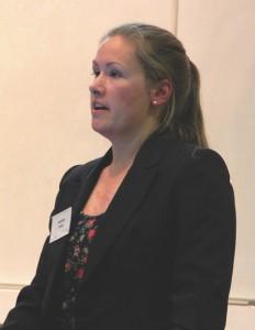 Dr Georgette Kluiters