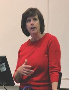Dr Roma Gwynn (Rationale, UK)