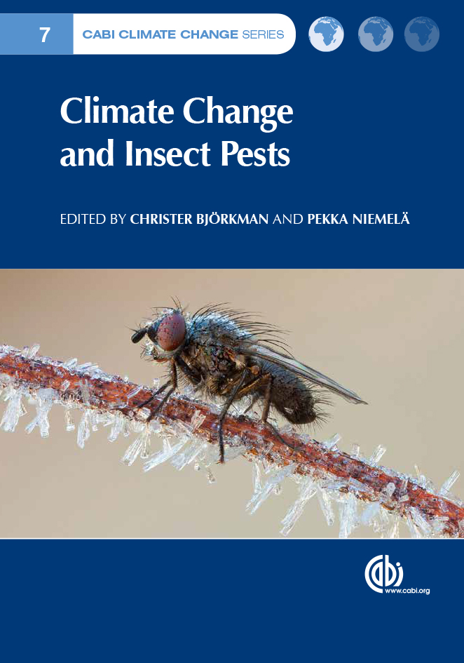 Climate Change and Insect Pests: CABI Climate Change Series