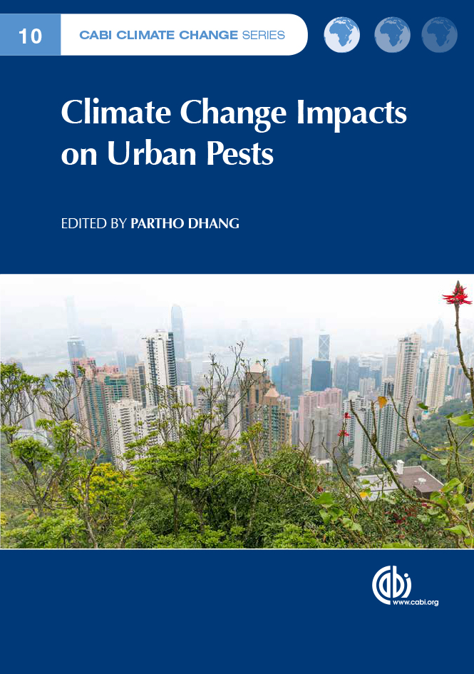 Climate Change Impacts on Urban Pests: CABI Climate Change Series