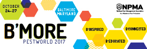 PestWorld 2017 - Baltimore, USA