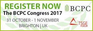 The BCPC Congress 2017 @ Hilton Metropole Brighton
