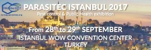 Parasitec 2017 @ Istanbul Wow Convention Center
