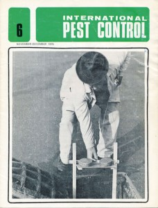 A detailed publication of the field experiment performed in Győr was published in the Nov-Dec 1976 issue of International Pest Control.