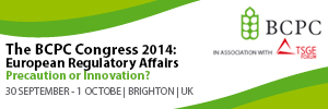 BCPC Congress 2014: European Regulatory Affairs @ Hilton Brighton Metropole Hotel