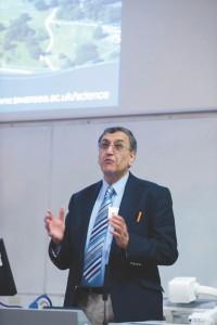 Professor Tariq Butt