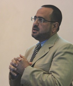Professor Hassan Alayied