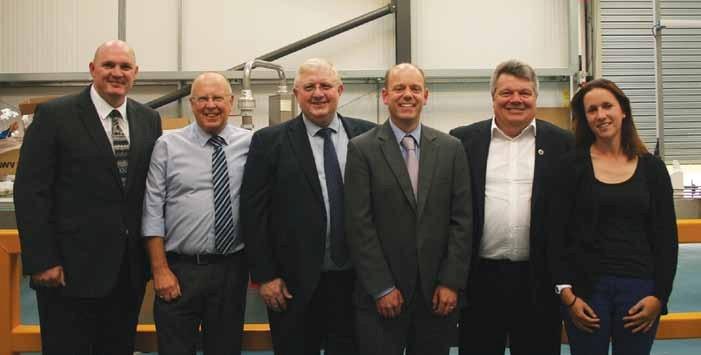 PelGar's UK Sales team from left to right: Craig Turner, David Gill, Tim Bridge, Nick Ulyatt, Andrew Knowles & Jen Smithson