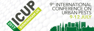 9th International Conference on Urban Pests @ Conference Aston