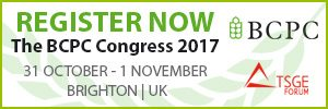 The BCPC Congress 2017 @ Hilton Metropole Brighton