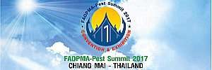 FAOPMA-Pest Summit 2017 @ The Empress Hotel, Chiang Mai, Thailand
