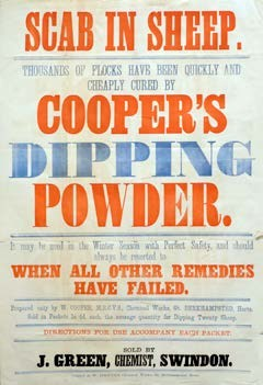 Coopers dipping powder