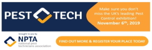 PestTech 2019 – Milton Keynes, UK