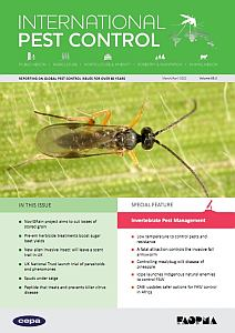 International Pest Control – March/April 2021 – Vol 63, Nr.2