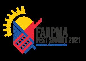 FAOPMA- Pest Summit 2021 - Virtual Conference, Manila, Philippines @ Virtual